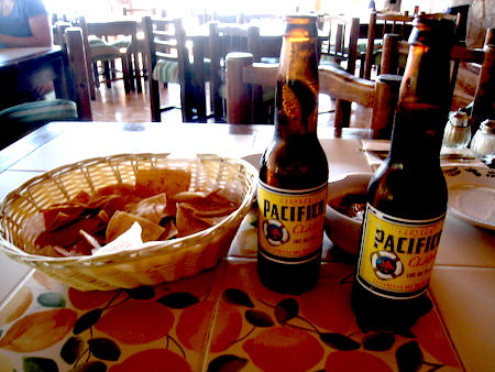 Food Travelist Magical Mahekal Chips And Cerveza