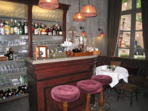 Food Travelist Pandhotel Bruges Belgium Bar