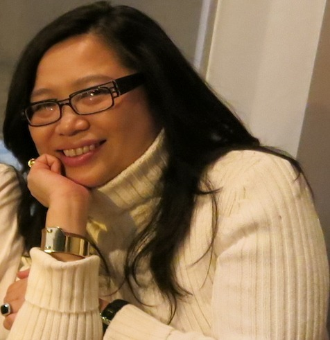 Mary Aregoni of Saigon Sisters - Ambassadors of World Food Tourism.