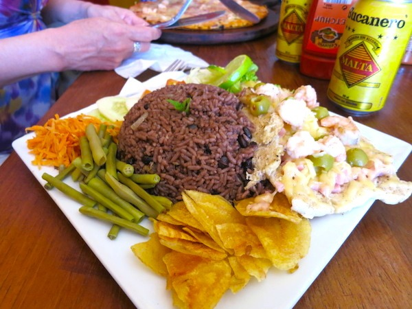 Moro with Fish and Shrimp