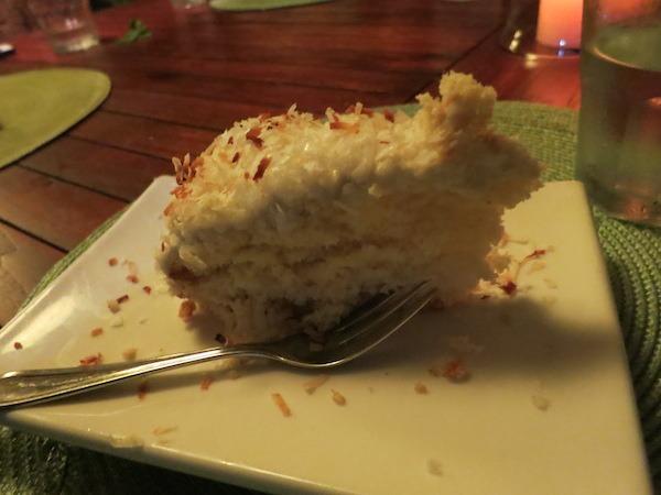 Banana's Famous Coconut Creme Pie