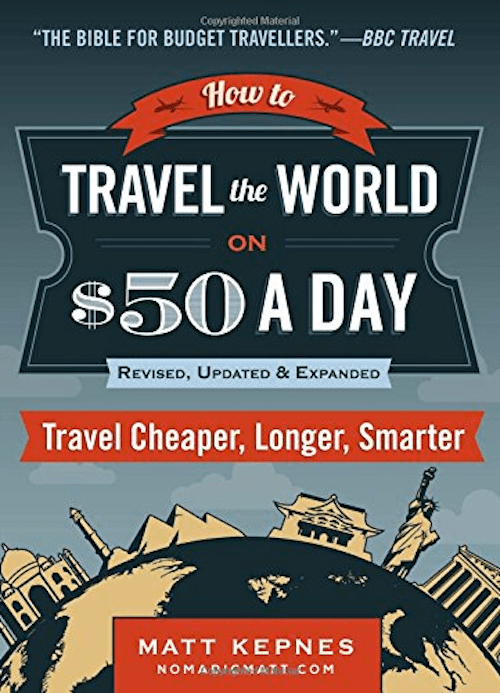 Matt Kepnes Travel the World on $50 A Day