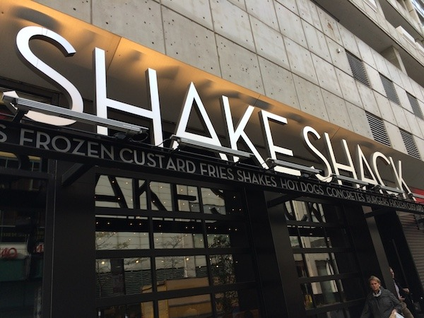 Shake Shack in Chicago
