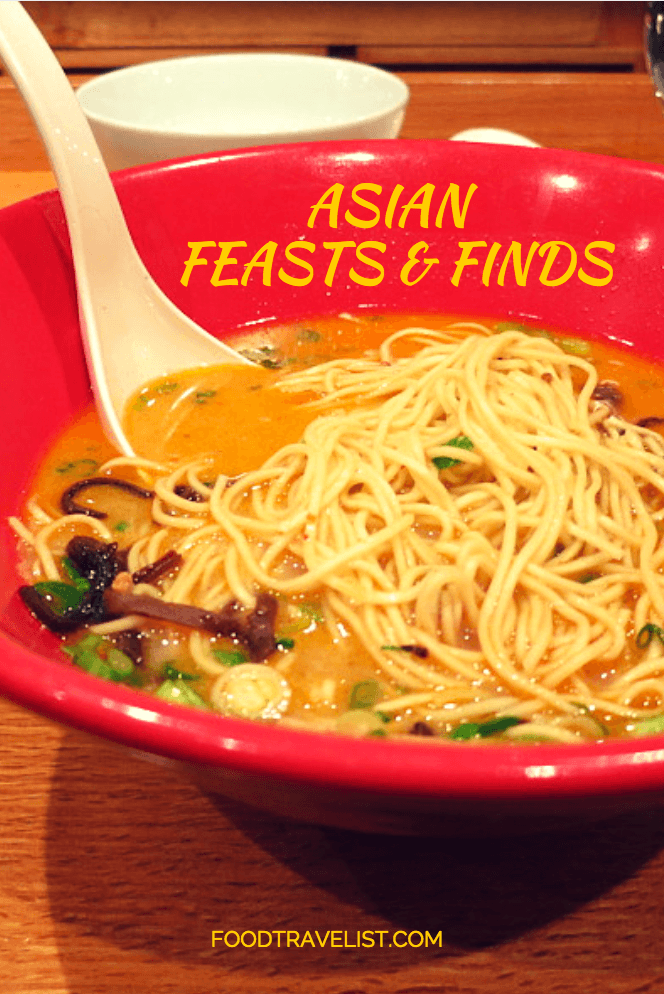 ASIAN FEASTS & FINDS