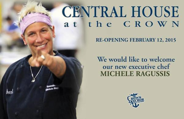 Michele Ragussis Executive Chef at Central House