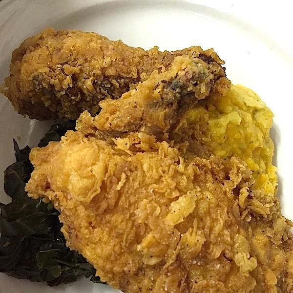 Duckfat Chicken