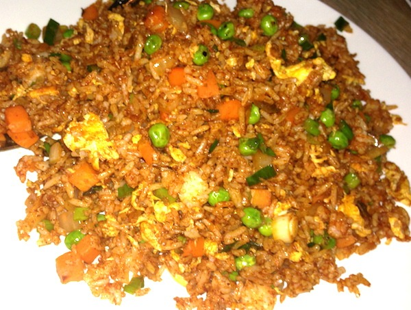 Everything Fried Rice