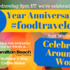 Happy Anniversary FoodTravelChat