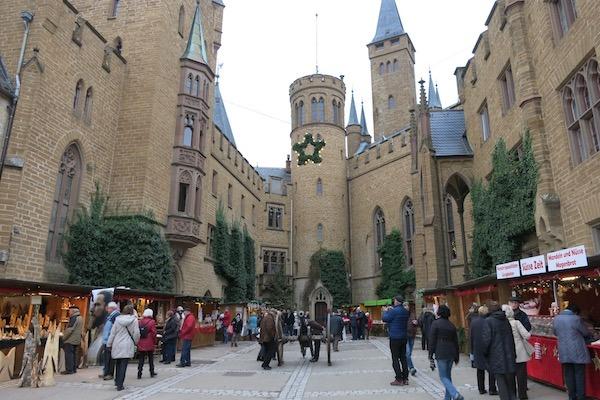 Hohenzollern Castle Christmas Market