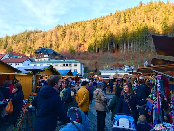 St. Blasien Christmas Market