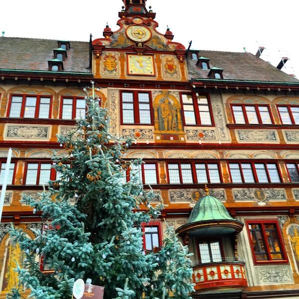 Tubingen Old Town Center