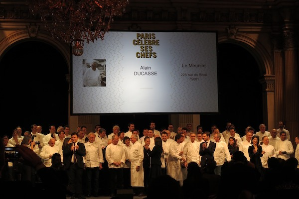 Alain Ducasse Amongst the Chefs