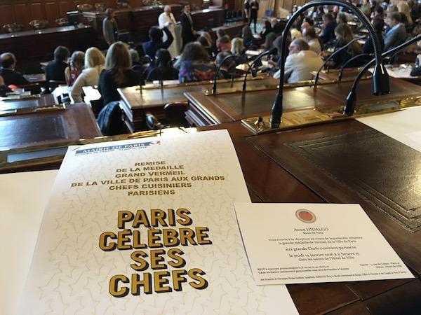 Paris Celebre Ses Chefs Delicious Paris Press Conference