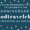 Celebrating Our 2 Year Anniversary of #FoodTravelChat