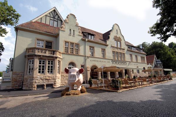 Pig Museum Stuttgart