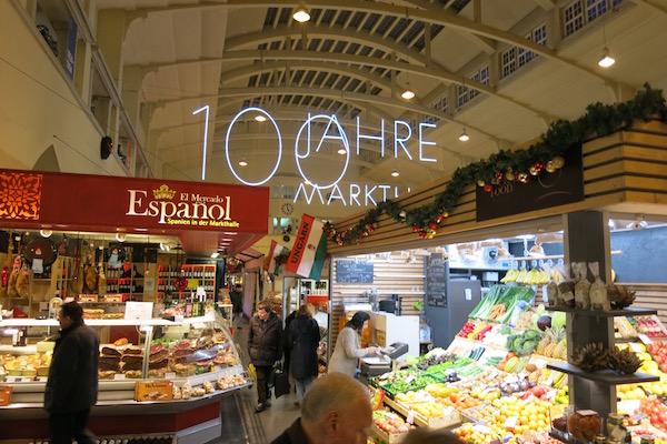 Market Hall Stuttgart
