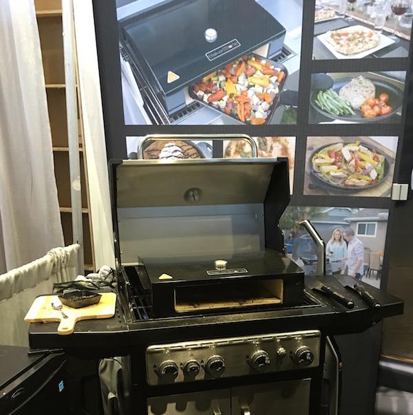 Bakestone Pizza Box National Restaurant Show 2016