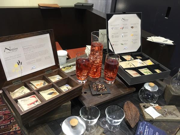 Numi NSpire Tea Line NRA 2016