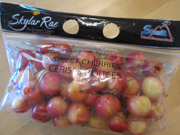 Sklyar Rae Cherries Packaging Food Travelist