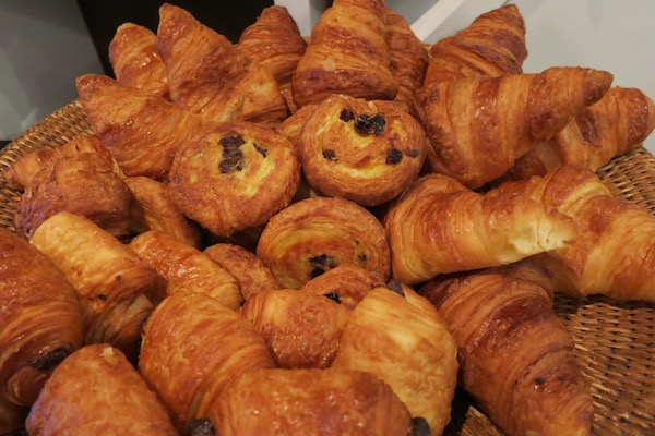 Hotel Moliter Pastries