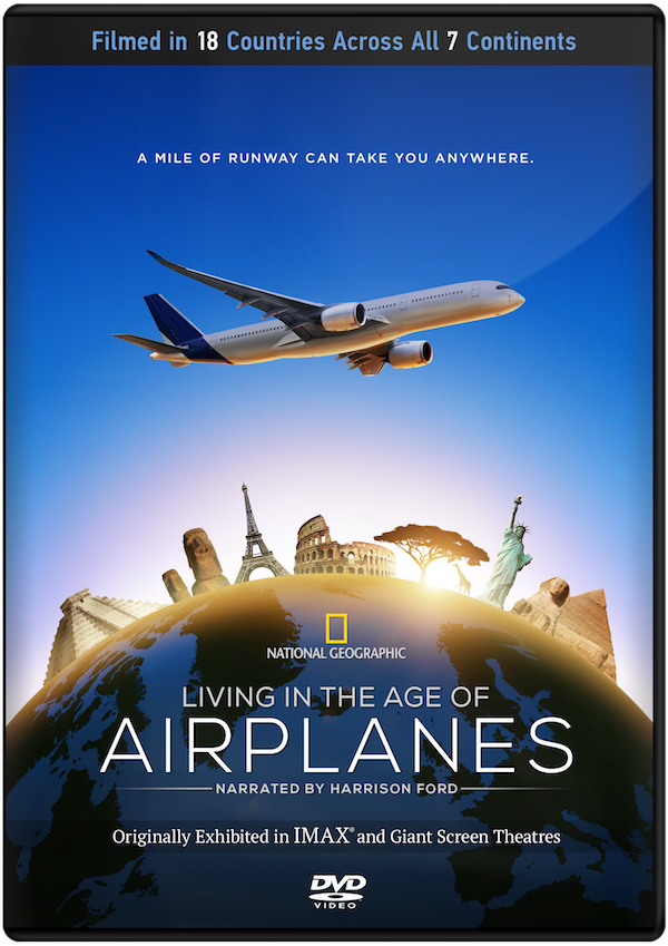 Living in the Age of Airplanes Movie Review