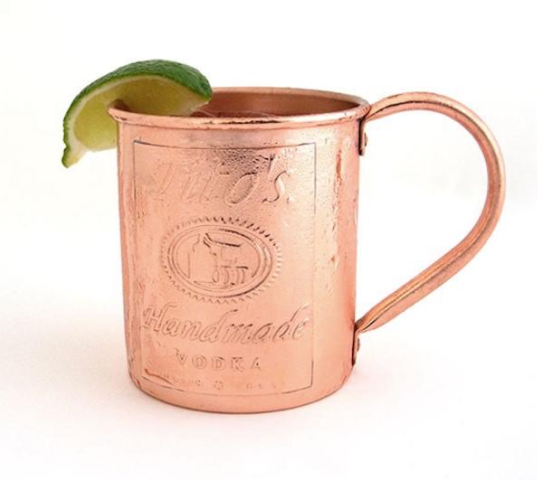 Tito's Vodka American Mule