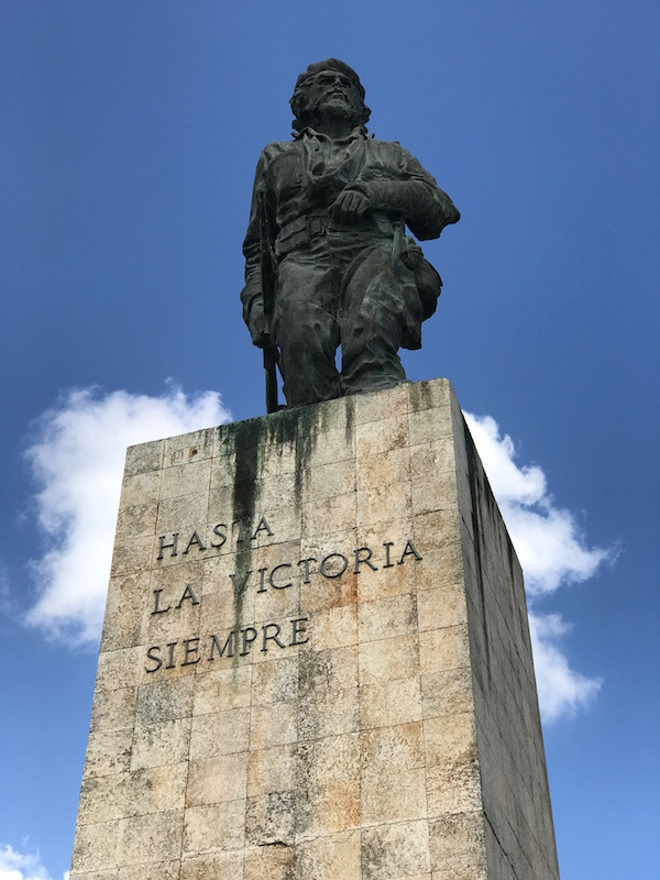 Che mausoleum and memorial in Cuba