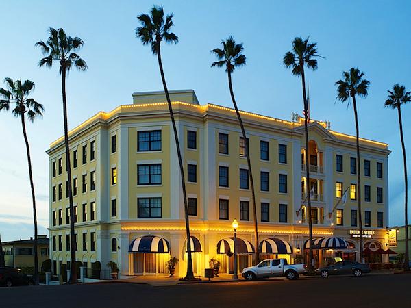 Grande Colonial Hotel-La Jolla