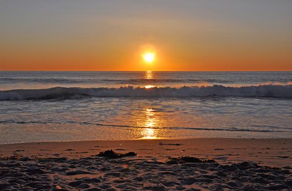 La Jolla Sunset -Courtesy SanDiego.org