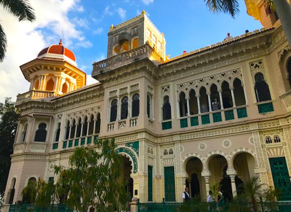 Palacio de Valle Ceinfuegos