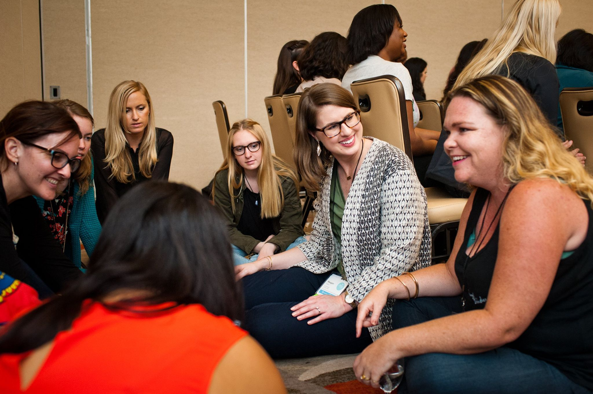 WITS '16 Breakout Session -- please credit Jason Seagle for Women in Travel Summit by Wanderful