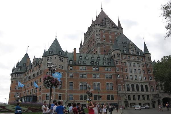 Fairmont Quebec City Chateau Frontenac Food Travelist