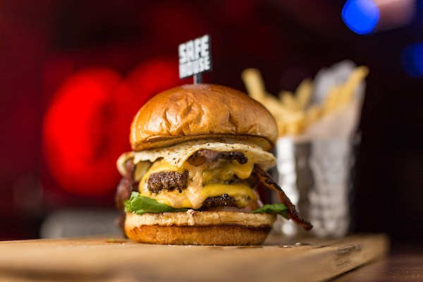 MOAB Burger
