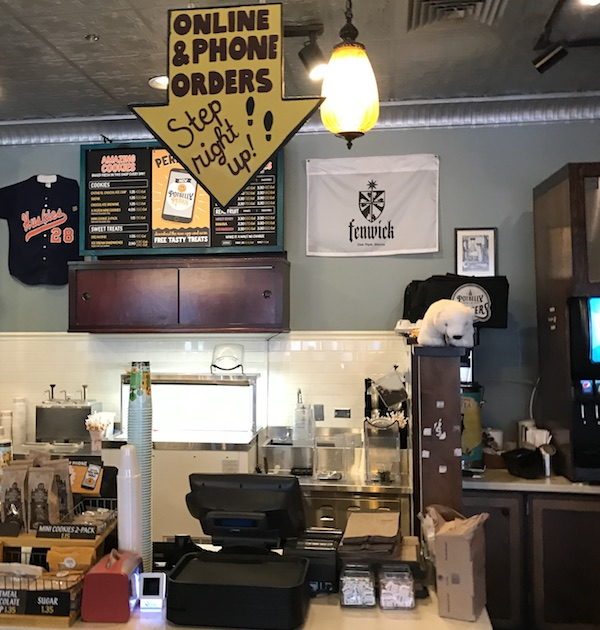 Potbelly Online Orders