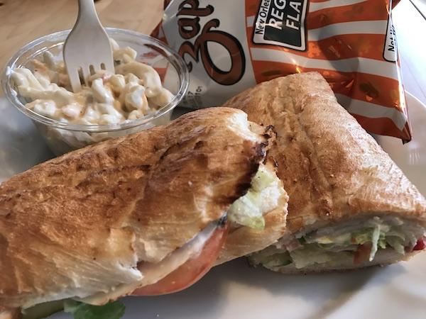Potbelly Turkey Sandwich