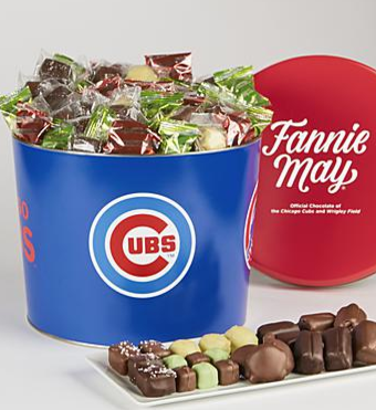 Fannie May Cubs All-Star Assortment