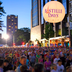 Bastille Days. Photo courtesy of Visit Milwaukee.
