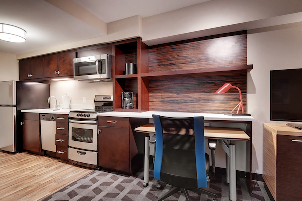Great work and living space.