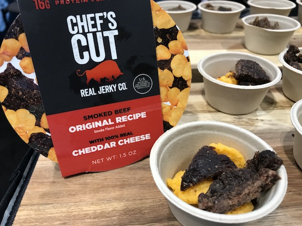 Chefs Cut Jerky and Cheese