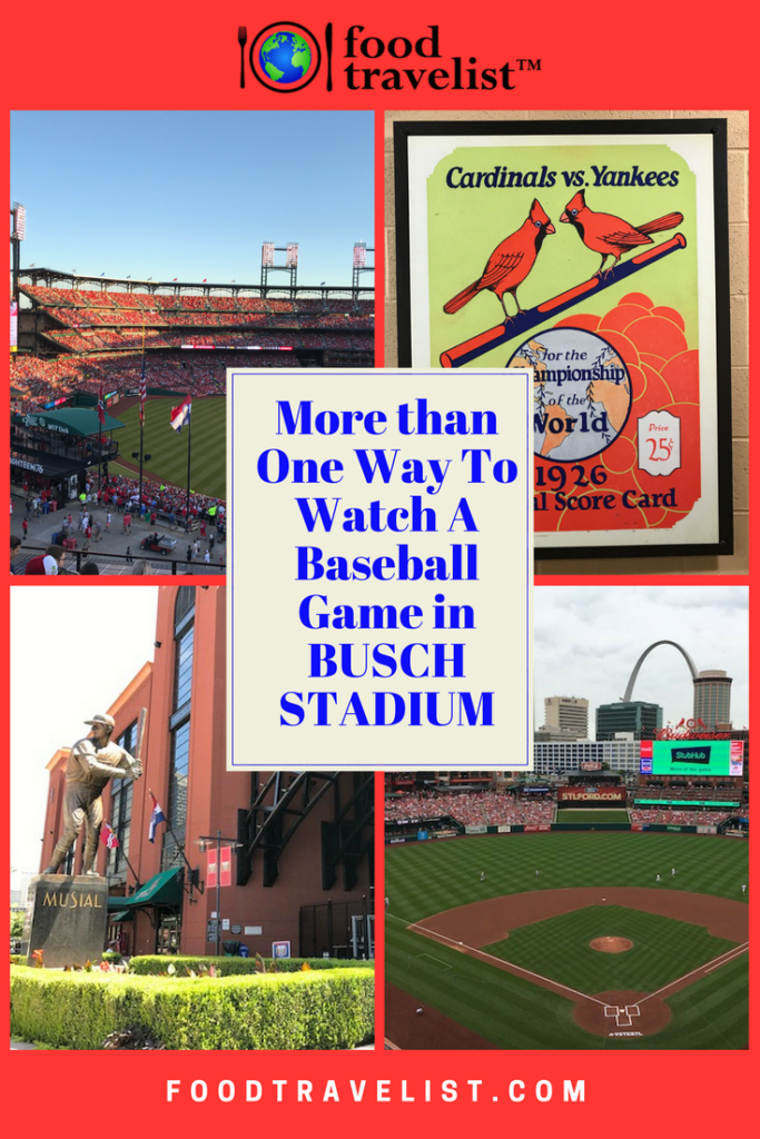 Busch Stadium Graphic Pinterest