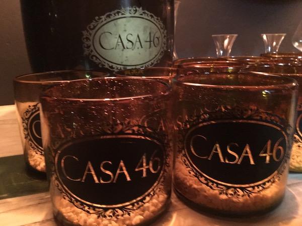 Casa 46 Cocktails