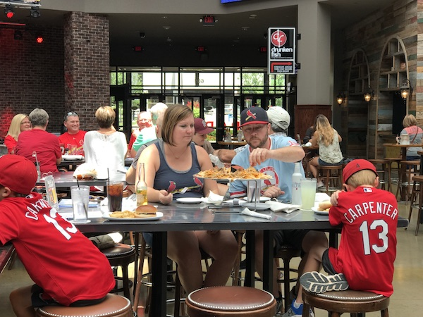 FOX Sports Midwest Live Restaurant in Ballpark Village