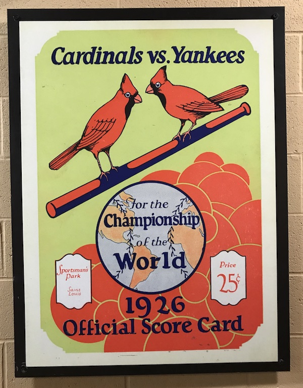 Old World Series Posters