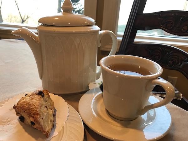 Tea Time at Goldmoor Inn Galena Food Travelist