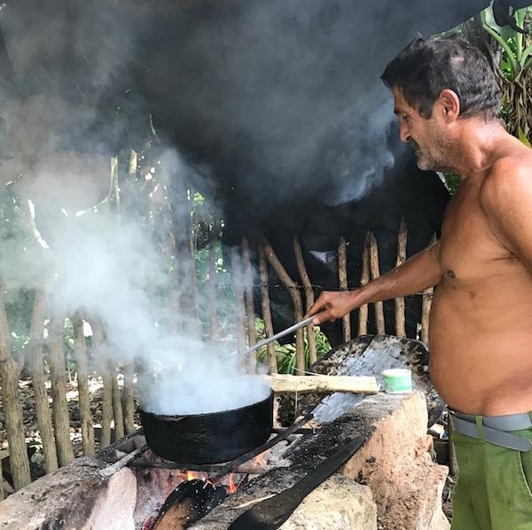 Cooking Trinidad