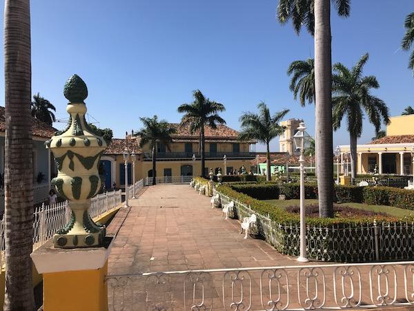 Courtyard Trinidad