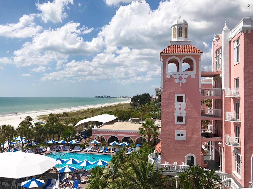 Don Caesar Resort St. Petersburg Florida