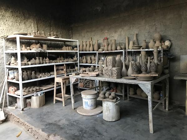 Pottery Trinidad