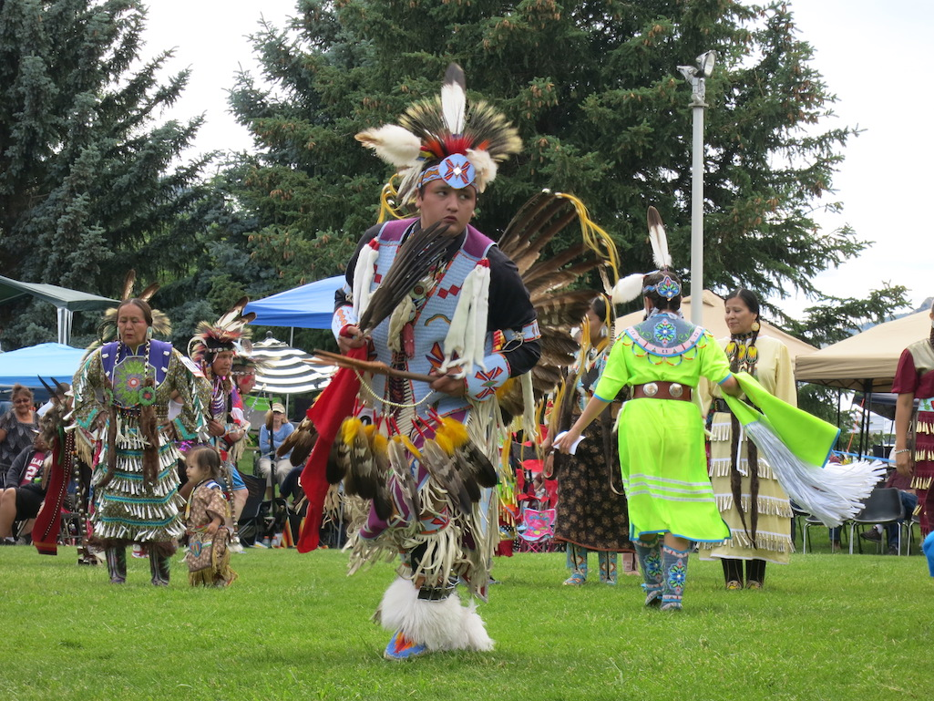 Pow Wow at the Buffalo Bill Center of the West
