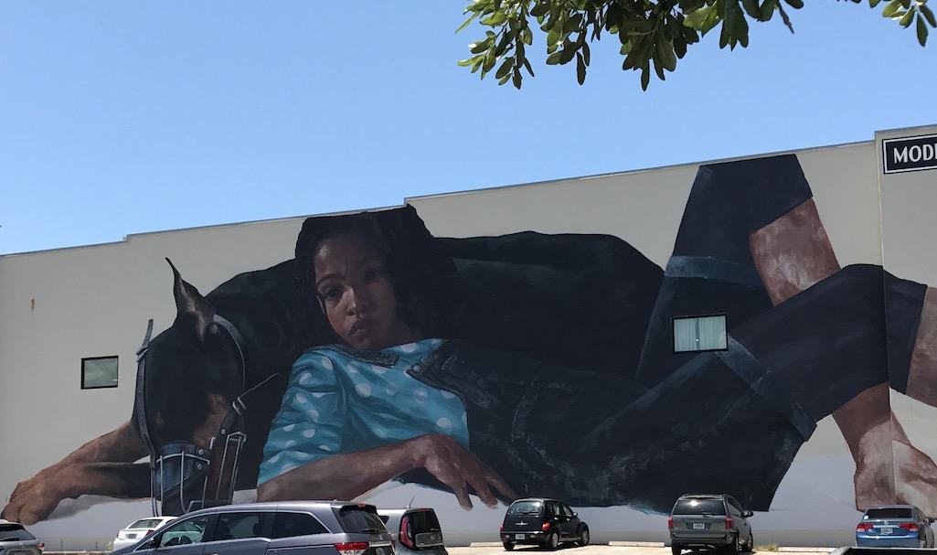 St. Petersburg Florida Street Art